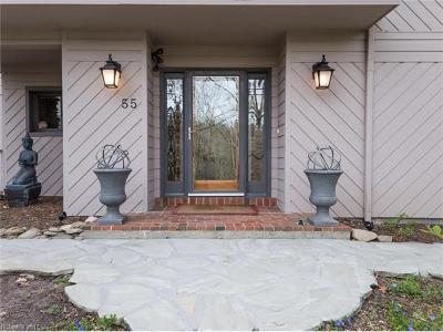 Single Family Home Under Contract-Show: 55 Spooks Branch Extension