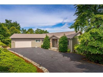Brevard Single Family Home For Sale: 165 Kawani Lane