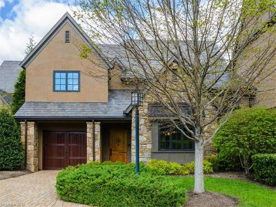 Arden Condo/Townhouse For Sale: 32 Village Oak Drive #LOT 32