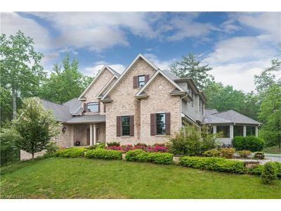 Hendersonville Single Family Home For Sale: 25 Fox Chase
