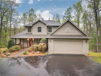 Saluda Single Family Home For Sale: 194 Tanglewood Lane
