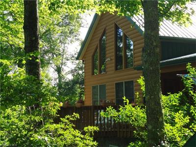 Lake Toxaway Single Family Home For Sale: 6500 Silversteen Road