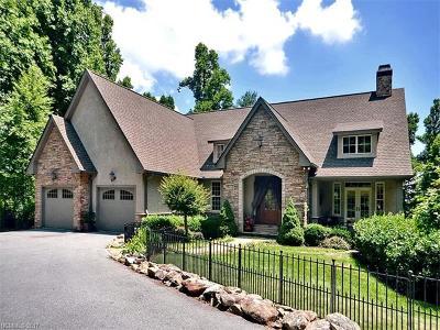 Hendersonville Single Family Home For Sale: 272 Village Springs Lane #46B