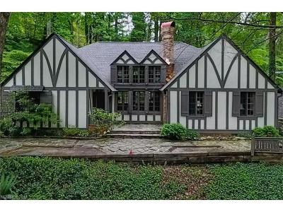 Lake Lure Single Family Home For Sale: 180 Jack London Road #77,78,79