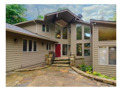 Transylvania County Single Family Home For Sale: 781 Cold Mountain Road #E-48