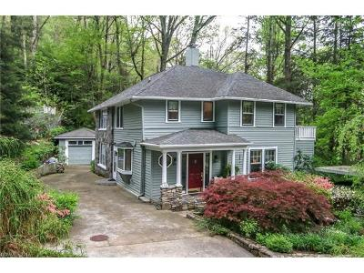 Asheville Single Family Home For Sale: 11 Howland Road
