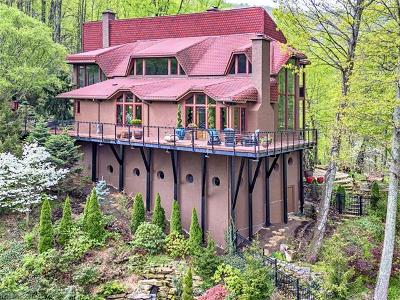 Weaverville Single Family Home Under Contract-Show: 76 Jump Cove Road