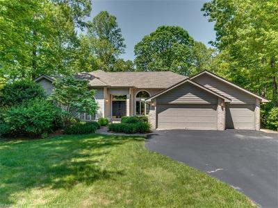 Hendersonville Single Family Home For Sale: 59 Old Hickory Trail