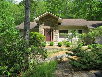 Brevard Single Family Home For Sale: 14 Duya Court #L18U68