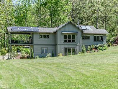 Weaverville Single Family Home Under Contract-Show: 27 Willow Branch Lane