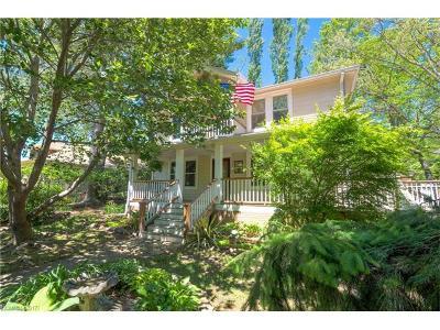 Black Mountain Single Family Home Under Contract-Show: 100 E Connally Street