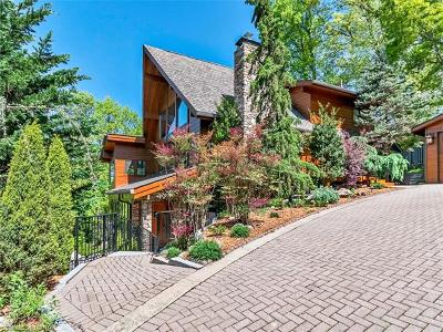 Asheville Single Family Home For Sale: 376 Elk Mountain Scenic Highway