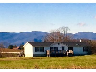 Pisgah Forest Single Family Home For Sale: 3019 Everett Road