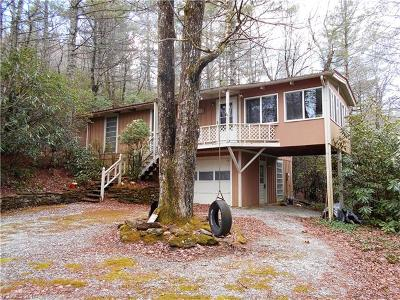Transylvania County Single Family Home For Sale: 111 Dogwood Lane