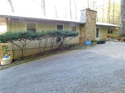 Transylvania County Single Family Home For Sale: 71 W Dogwood Lane