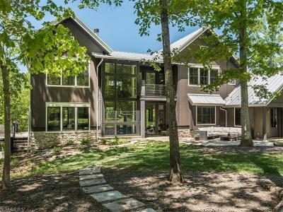Asheville Single Family Home Under Contract-Show: 18 Wolfe Cove Road