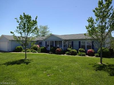 Hendersonville Single Family Home Under Contract-Show: 412 Riverwind Drive