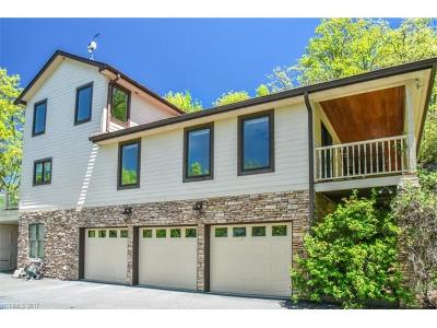 Black Mountain Single Family Home Under Contract-Show: 7 Glencairn Heights