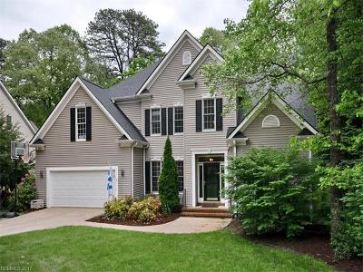 Asheville Single Family Home For Sale: 916 Woodvine Road