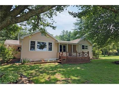 Boyd, Little River, Penrose, Pisgah Forest Single Family Home For Sale: 344 Talley Road