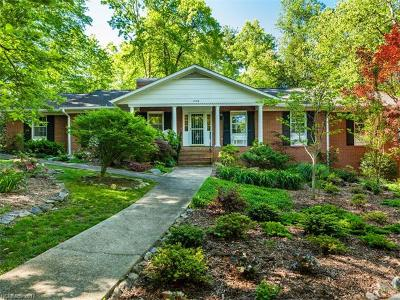 Hendersonville Single Family Home Under Contract-Show: 1236 Everette Place #5