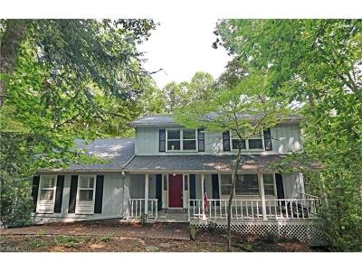 Pisgah Forest Single Family Home Under Contract-Show: 1521 Campbell Drive