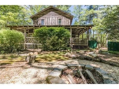 Lake Toxaway Single Family Home Under Contract-Show: 1588 Fairway Drive #38