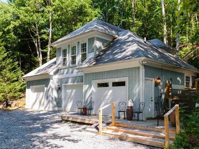 Lake Lure Single Family Home Under Contract-Show: 197 Garner Drive