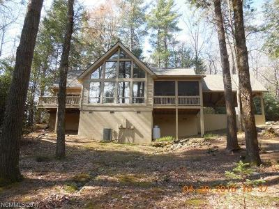 Transylvania County Single Family Home For Sale: 35 Big Pine Road