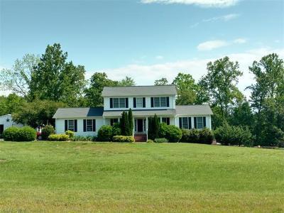 Rutherfordton Single Family Home For Sale: 277 Camp Road