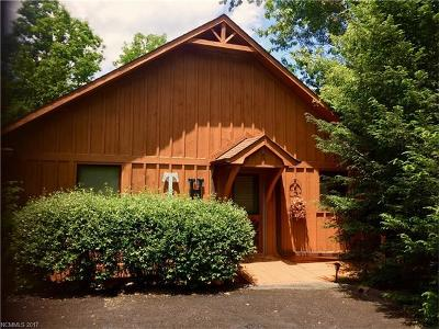 Mill Spring Single Family Home For Sale: 5 Chalet Court