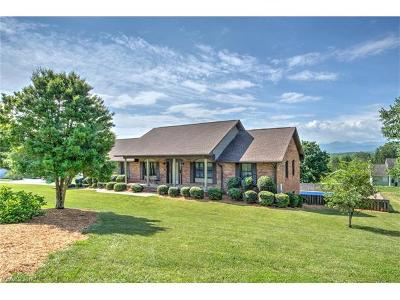 Candler NC Single Family Home Sale Pending: $449,900