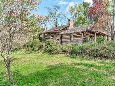 Weaverville Single Family Home For Sale: 30 Wagon Mountain Drive