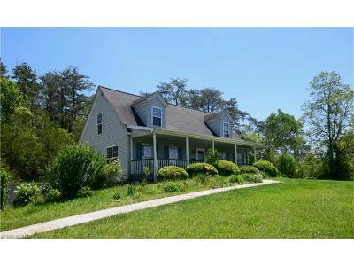 Single Family Home For Sale: 443 Magnolia Lane