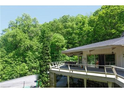 Transylvania County Single Family Home For Sale: 155 Pisgah Forest Drive
