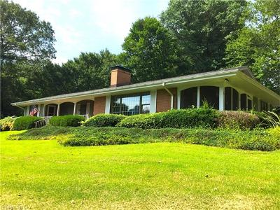 Brevard Single Family Home For Sale: 44 Briarwood Lane