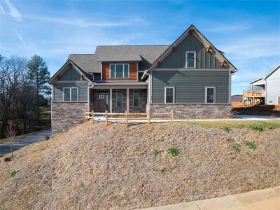 Mills River Single Family Home For Sale: 324 Rockbridge Road
