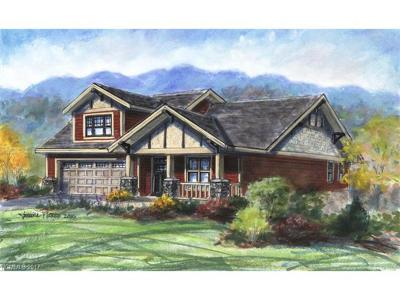 Arden Single Family Home For Sale: 162 Waightstill Drive #Lot 15