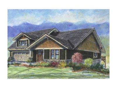 Arden Single Family Home For Sale: 6 Pinnacle Crest Circle #Lot 10