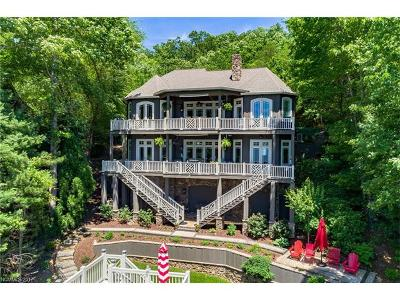 Lake Lure Single Family Home For Sale: 255 Deerwood Drive