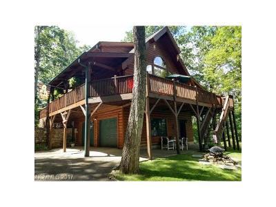 Bat Cave, Gerton Single Family Home For Sale: 105 Autumn Forest Drive