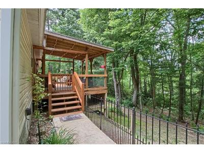 Pisgah Forest Single Family Home Under Contract-Show: 73 Bunyon Wilson Road
