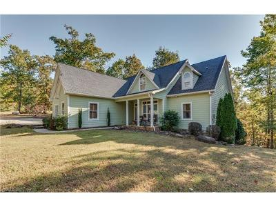 Mill Spring Single Family Home For Sale: 117 N Boundary Road