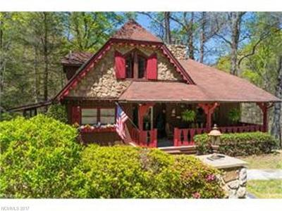 Saluda Single Family Home For Sale: 1000 Fork Creek Road