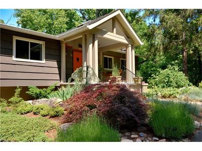 Asheville Single Family Home Under Contract-Show: 8 Maplewood Road