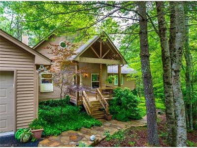 Brevard Single Family Home For Sale: 78 Nodatsi Court