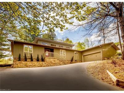 Brevard Single Family Home For Sale: 906 Utsonati Lane #L99/U26