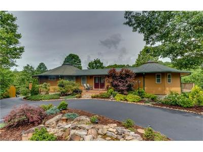 Lake Lure Single Family Home For Sale: 130 Falls Creek Drive