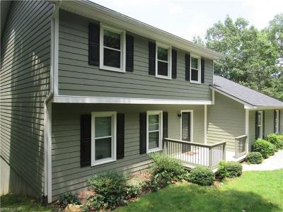 Mills River Single Family Home Under Contract-Show: 94 Honey Locust Drive