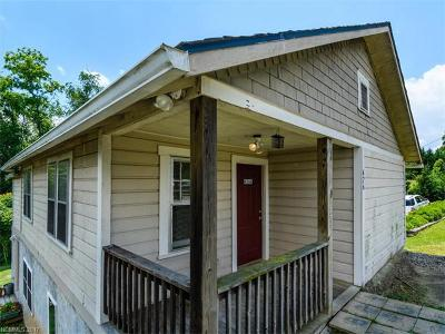 Asheville Single Family Home Under Contract-Show: 426 Deaverview Road